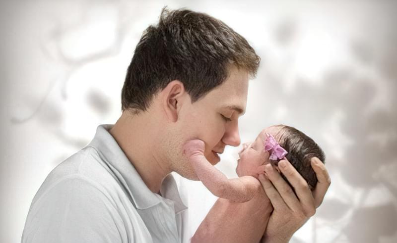 як виховати з чоловіка батька