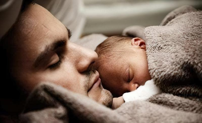 як виховати з чоловіка доброго батька