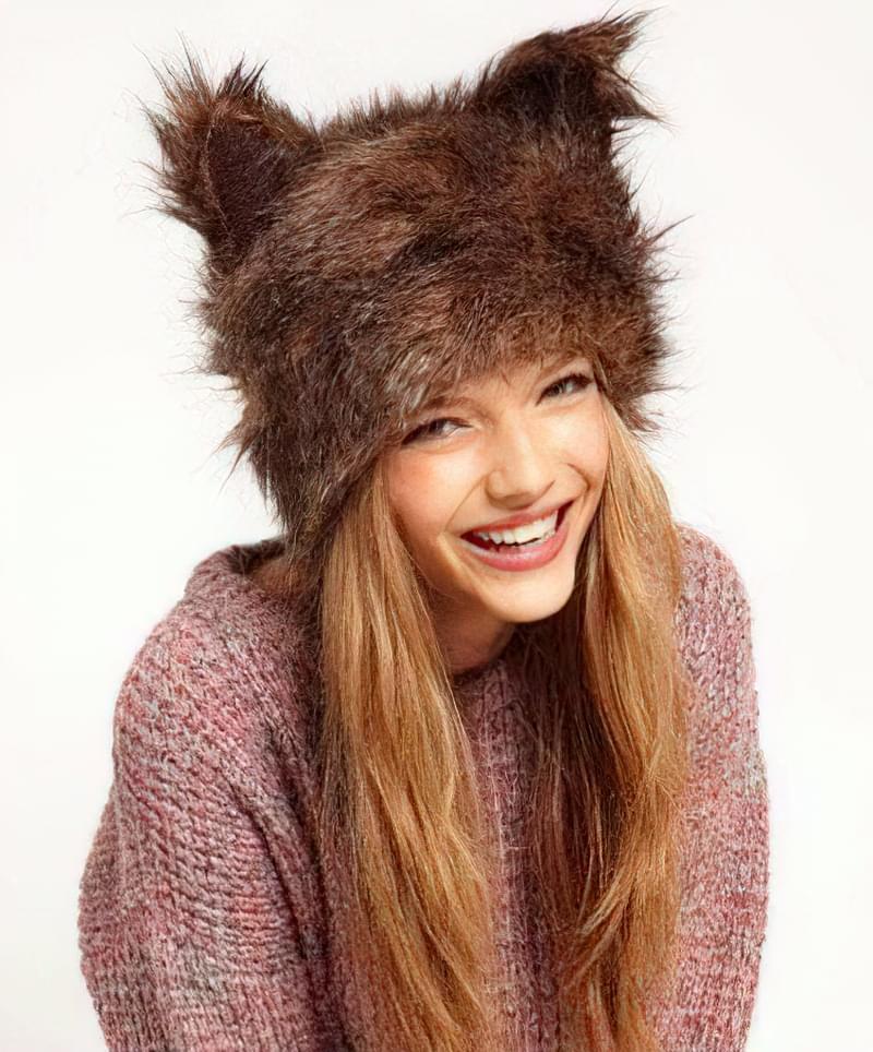 зимові зачіски під шапку