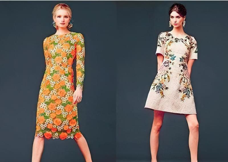 Модні сукні на випускний 2016 г