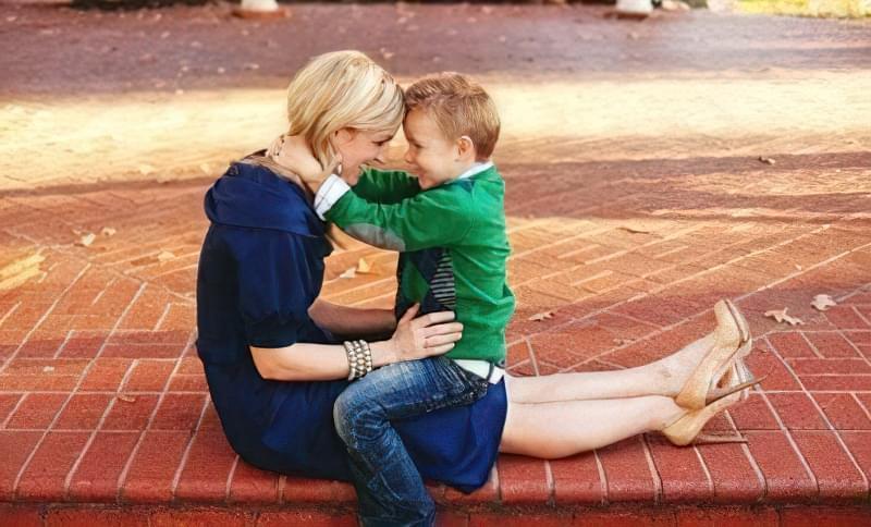 як спілкуватися з чоловіком є дитина