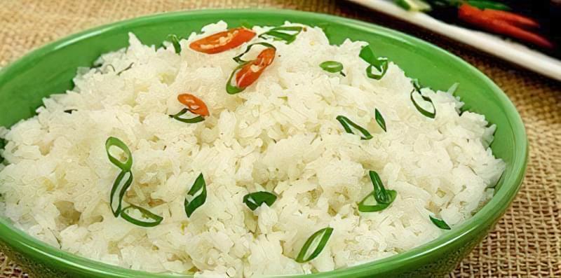 правильно зварити розсипчастий рис для гарніру