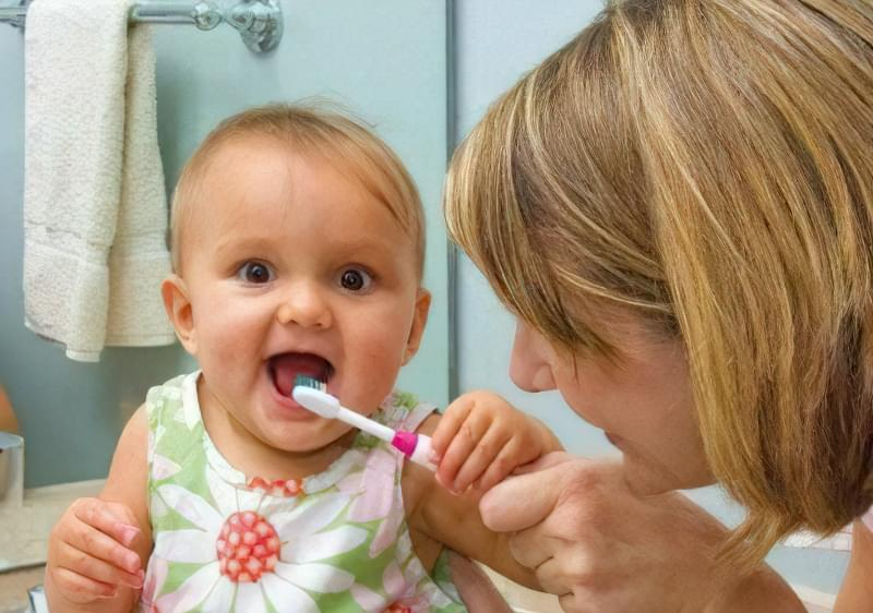 молочний карієс у дітей