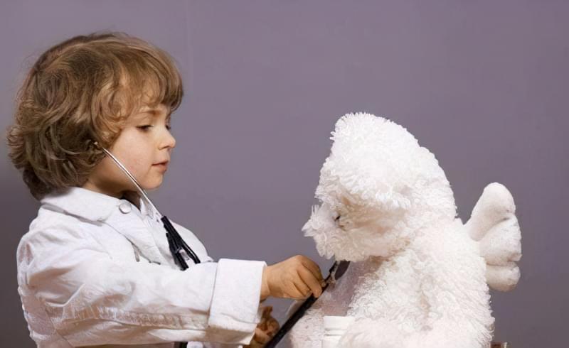 дитина боїться лікарів що робити