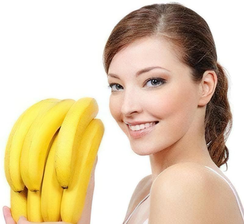 банани для росту волосся