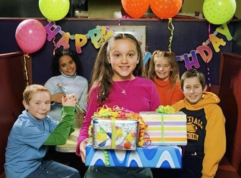 як спланувати день народження дитини 10-12 років