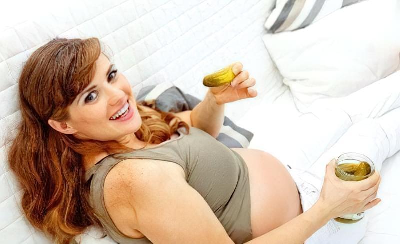 підвищений апетит при вагітності