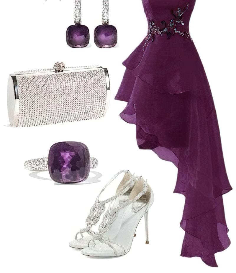якого кольору плаття на випускний
