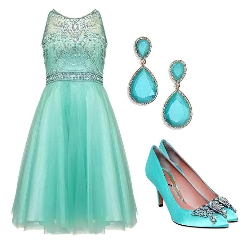 як підібрати колір сукні на випускний