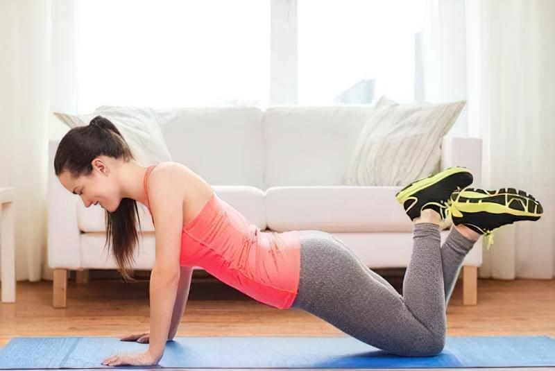 щоденні вправи для схуднення
