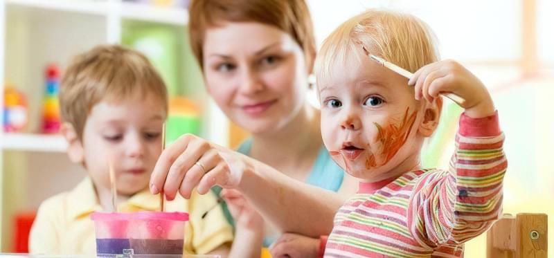 адаптація дитини до дитячого садка