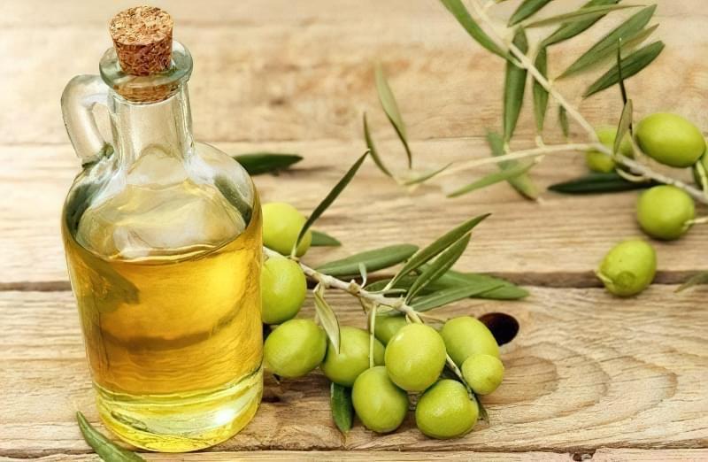 вибрати оливкову олію