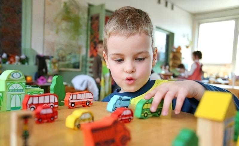 психологічна адаптація дитини в дитячому саду