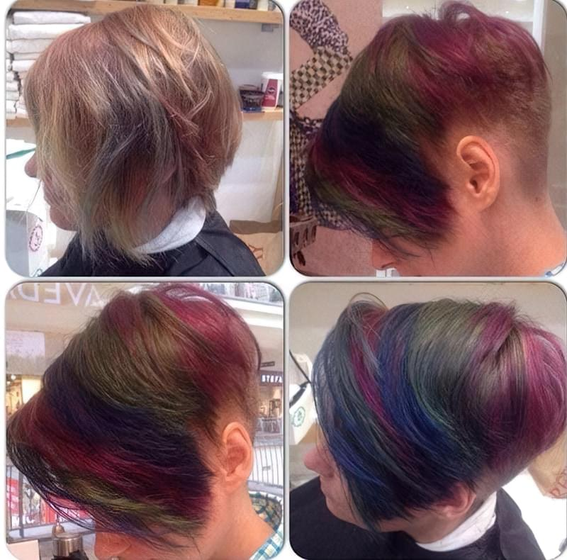 відтінки фарби для волосся