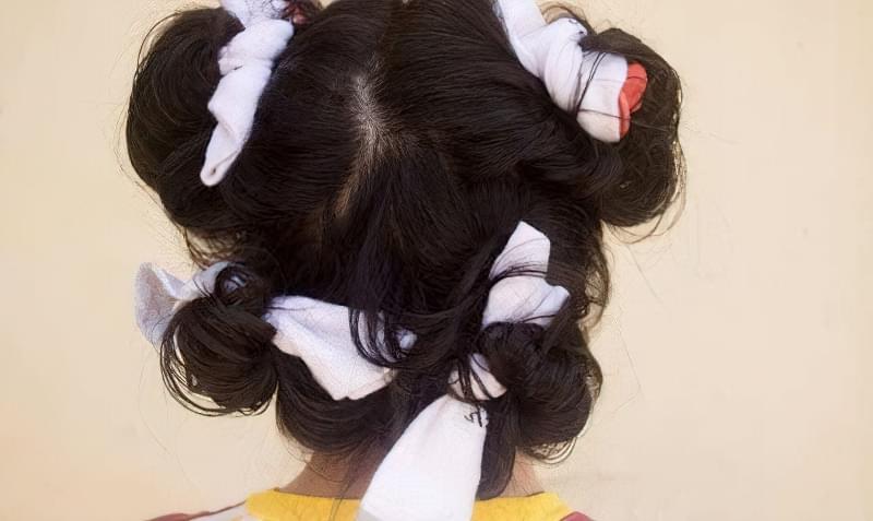 способи накрутити волосся без бігуді та плойки