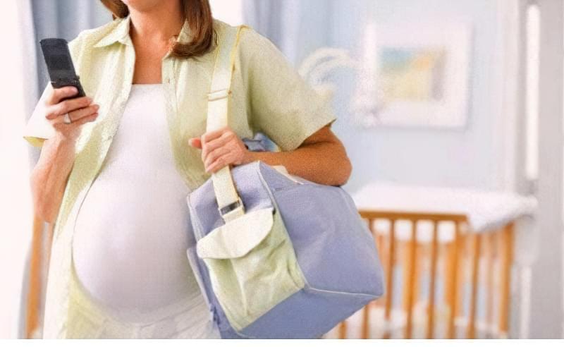 Останній місяць вагітності