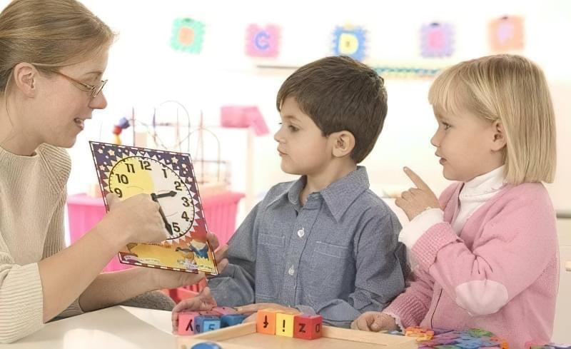 у в дитячому садку дитина має право