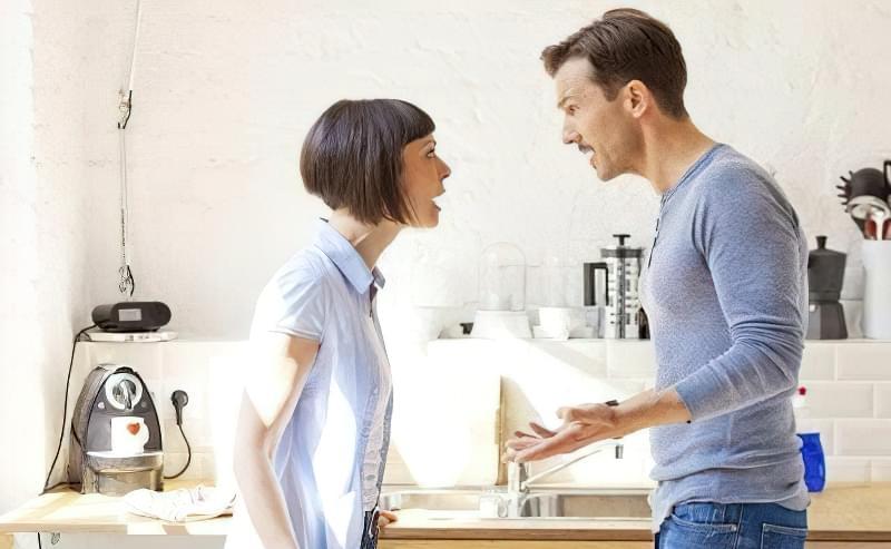 як знайти спільну мову з чоловіком