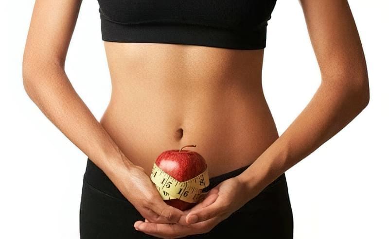 тип фігури яблуко як схуднути