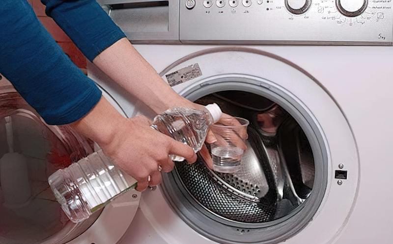 засіб для очищення пральної машини від запаху