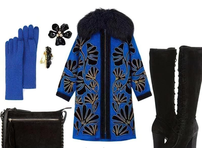 пальто в стилі оверсайз з чим носити