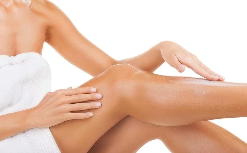 як уповільнити ріст волосся на ногах