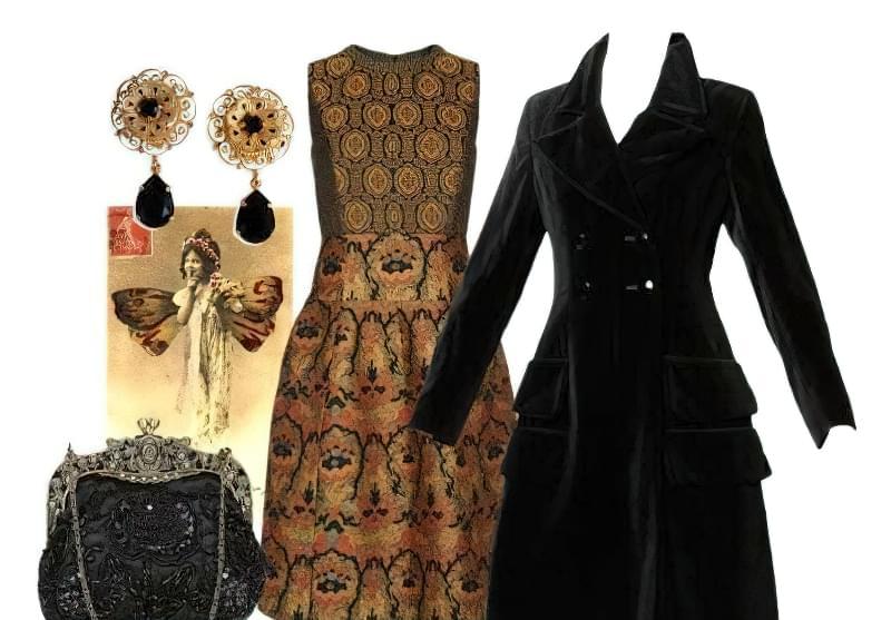 сукні в стилі вікторіанської епохи