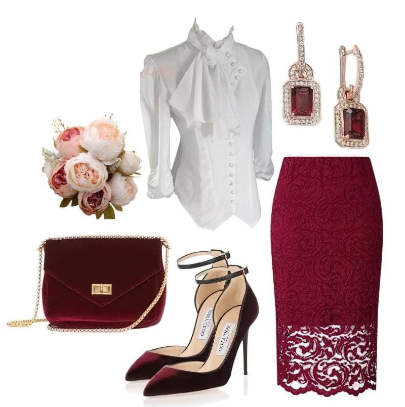 сучасний вікторіанський стиль в одязі