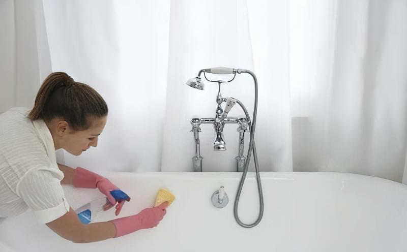 як відбілити ванну в домашніх умовах