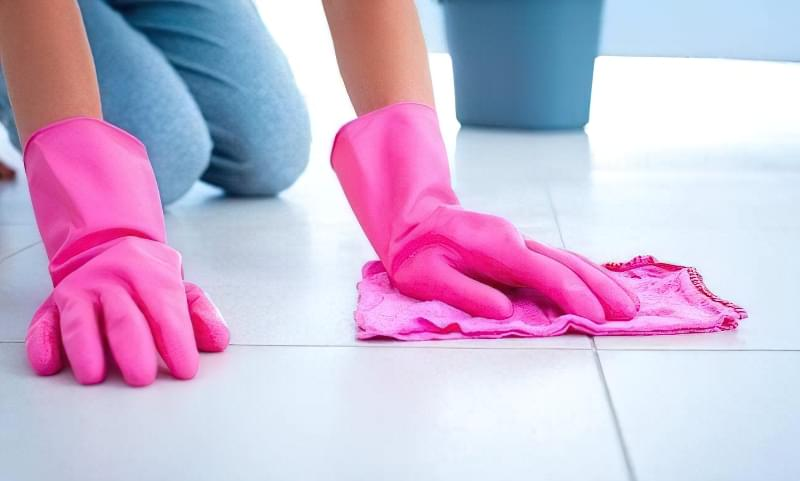 Як правильно мити підлогу?
