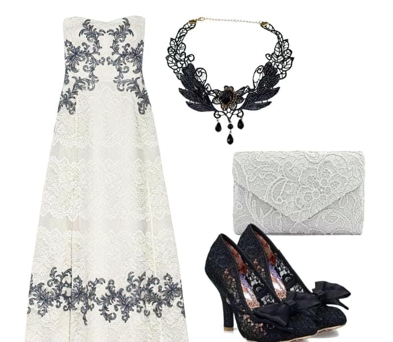 з яким взуттям носити плаття міді