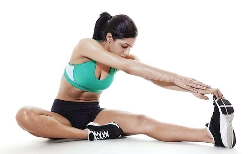 стретчинг для схуднення вправи