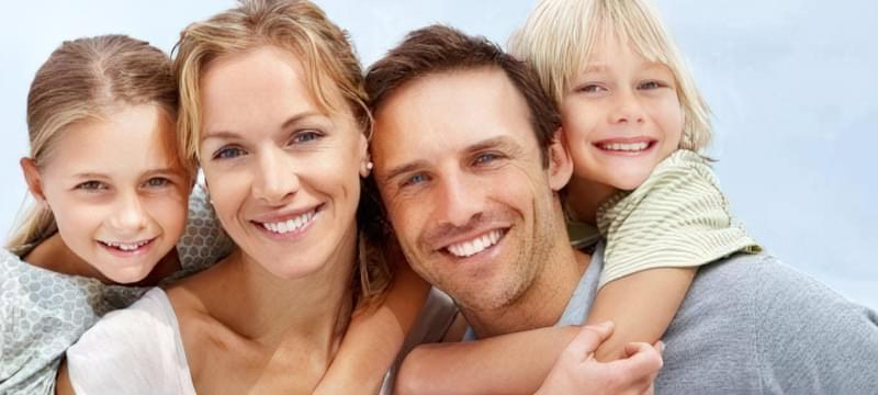 счасливі батьки
