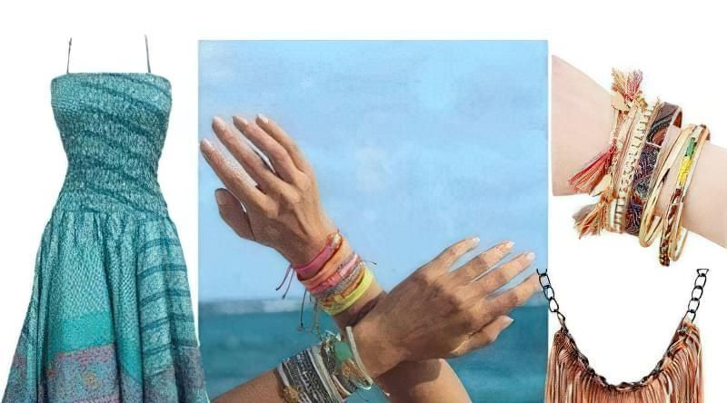 Такі браслети дозволять створити масу нових образів з літніми нарядами