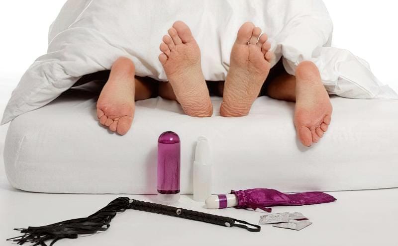 Для гармонійного сексу важливо обопільне бажання партнерів спробувати секс-іграшки