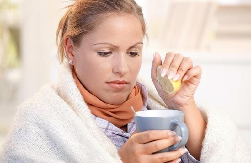 Від харчування багато в чому залежить наша чутливість або стійкість до вірусів
