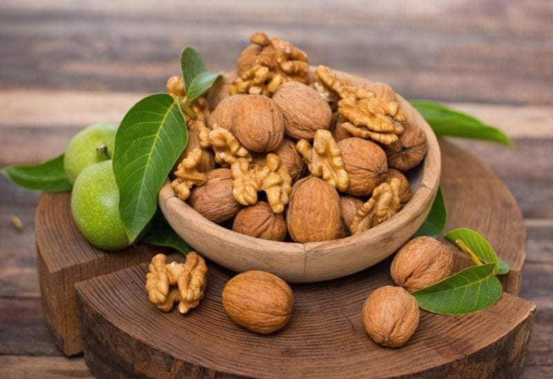 Яку користь і шкоду несуть грецькі горіхи для організму людини
