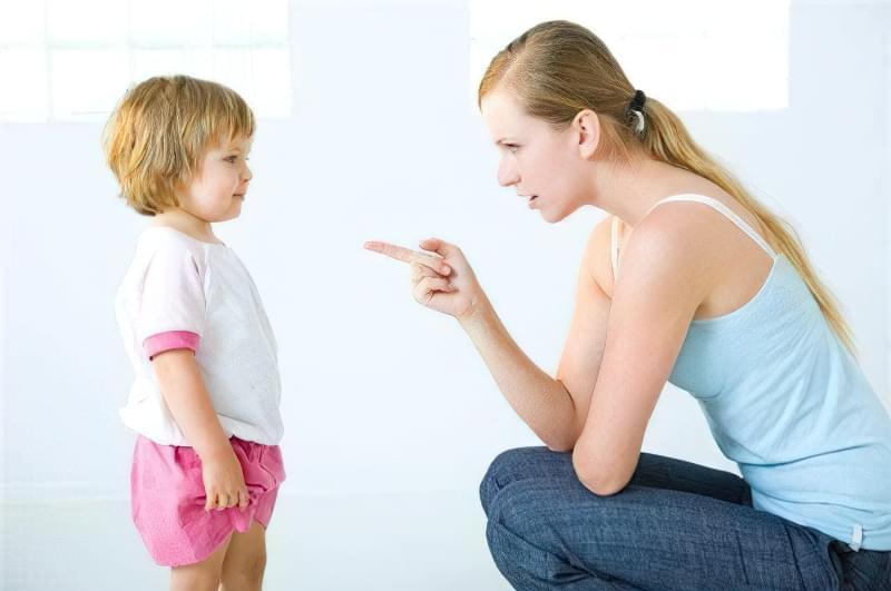 Як перестати кричати на власну дитину? 1