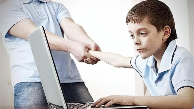 dity v interneti