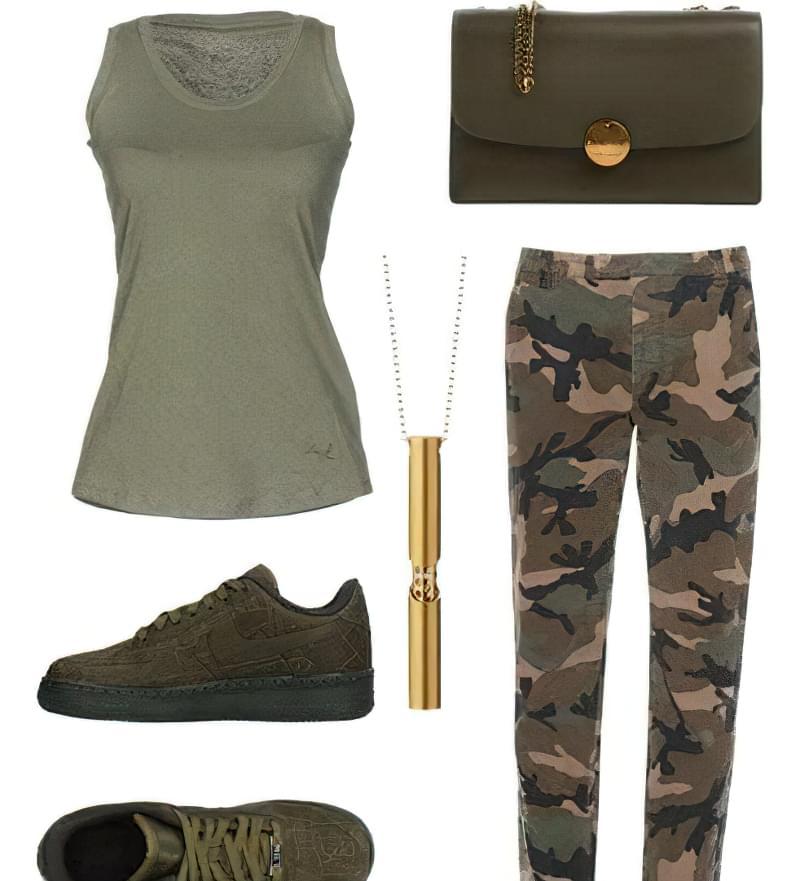 YAk nosyty styl militari
