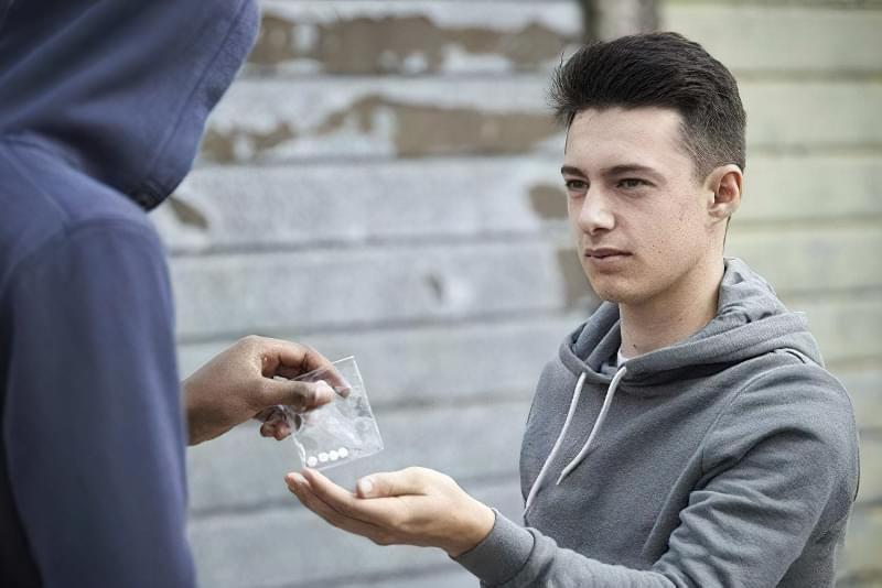 Dity i narkotyky