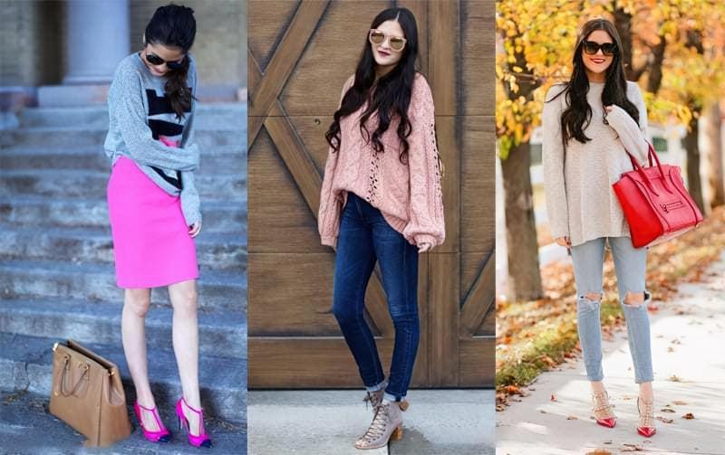 З чим можна носити светри оверсайз? 4