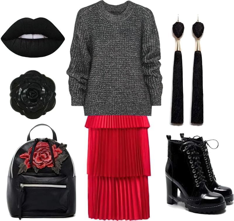 З чим можна носити светри оверсайз? 5
