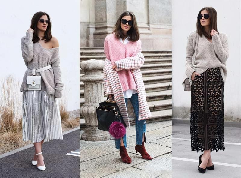 З чим можна носити светри оверсайз? 6
