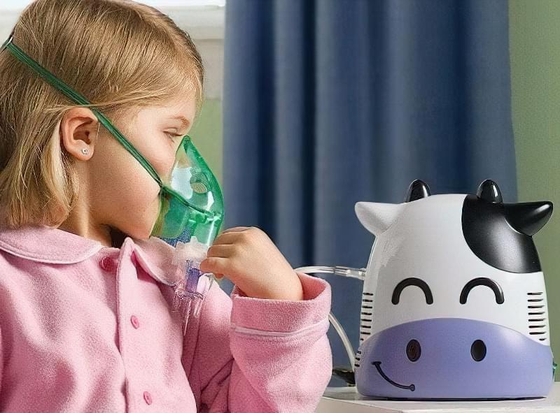 Небулайзер для лікування дитини: важливі нюанси 1