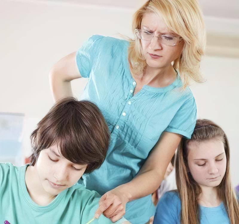 Конфлікт «вчитель-учень»: як поводитися батькам? 1