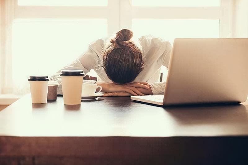 Чому в понеділок втомлюєшся більше, ніж у п'ятницю? 1