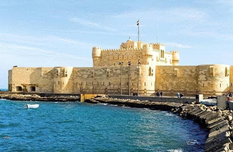 Олександрія - прекрасне місце для відпочинку в Середземному морі 2