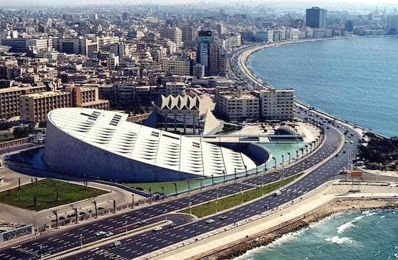 Олександрія - прекрасне місце для відпочинку в Середземному морі 3