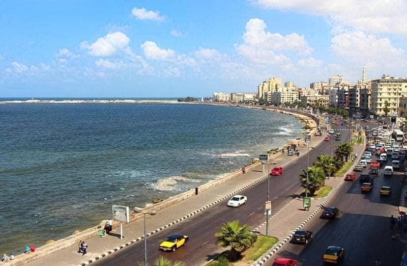Олександрія - прекрасне місце для відпочинку в Середземному морі 1